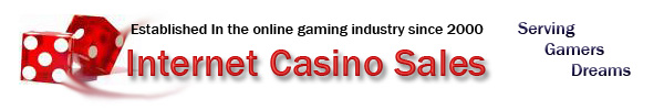 Internet Casino Sales Home
